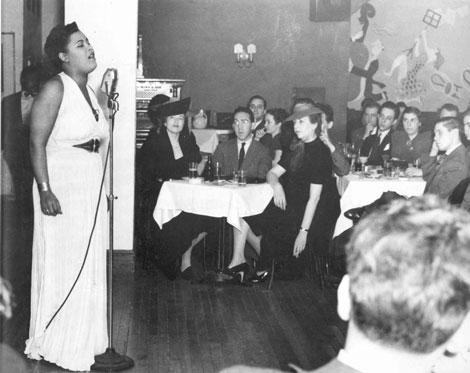 Friday Night Fever Cafe Society The Bowery Boys New York City