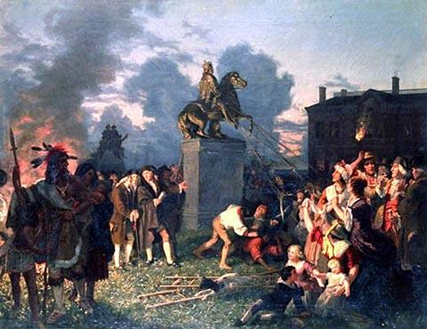 PODCAST: The British Invasion: New York 1776 - The Bowery Boys ...