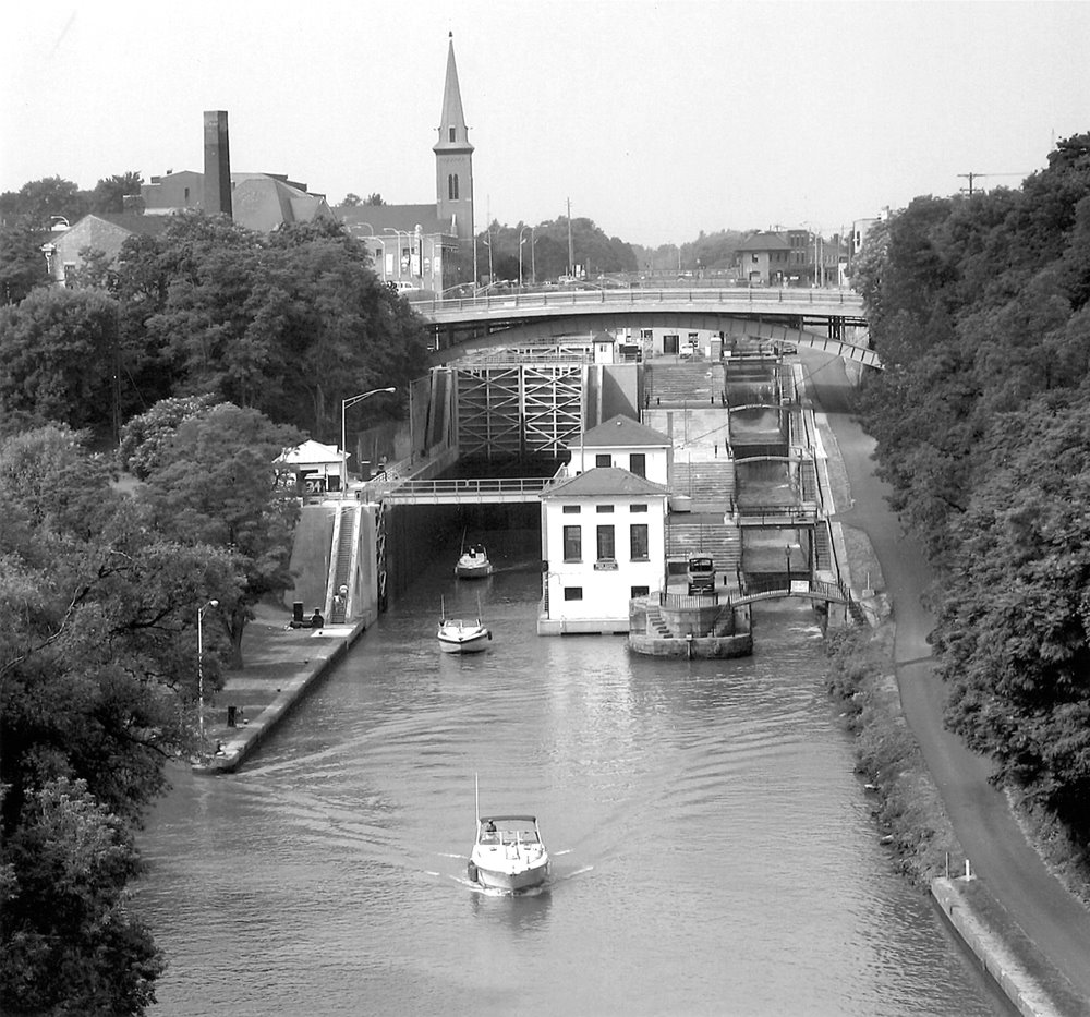 PODCAST DeWitt Clinton and the Erie Canal The Bowery