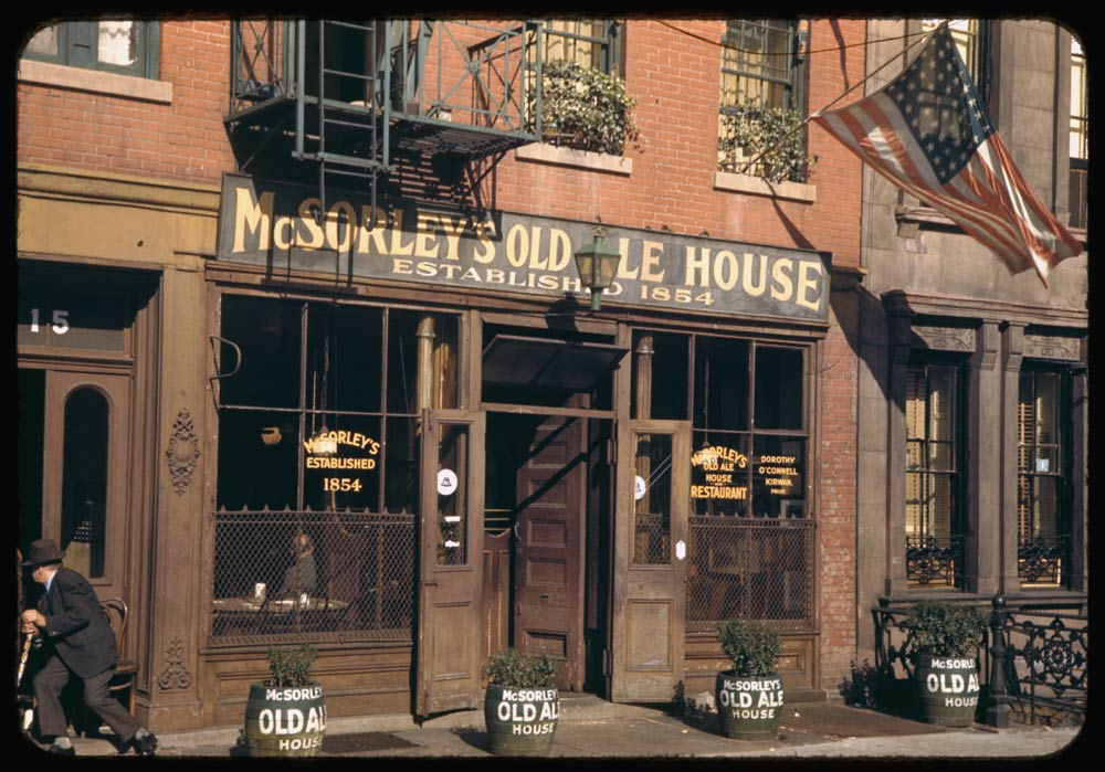 Podcast Mcsorley S Old Ale House The Bowery Boys New