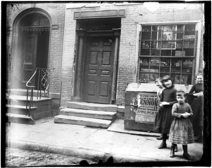 Corlears Hook Archives - The Bowery Boys: New York City History
