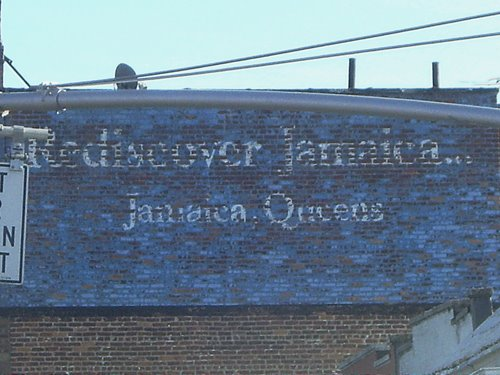 Map Of New York Jamaica.Name That Neighborhood Why Is Jamaica In Queens The Bowery Boys