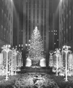 The Best Rockefeller Center Christmas Trees EVER - The Bowery Boys: New York City History