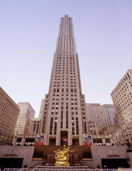 Podcast Rockefeller Center The Bowery Boys New York