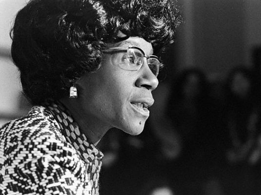 the achievements of shirley chisholm the first african american congresswoman The first african american congresswoman the first  despite her many achievements chisholm is  congresswoman lee first met shirley chisholm.