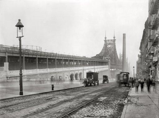 The 59th Street Bridge Feelin Groovy At 100 Years