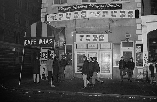 Cafe Wha?: the whys, wheres, whos and hows - The Bowery Boys