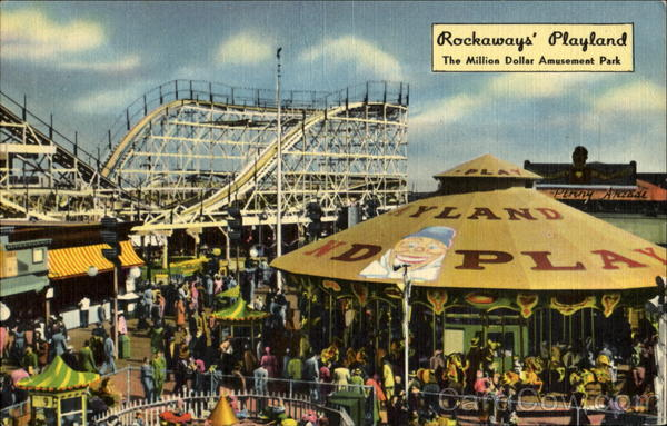 rockaway park guys Rockwood park is a section of howard beach that mainly consists of single family  specialty high schools such as beach channel high school in rockaway park,.