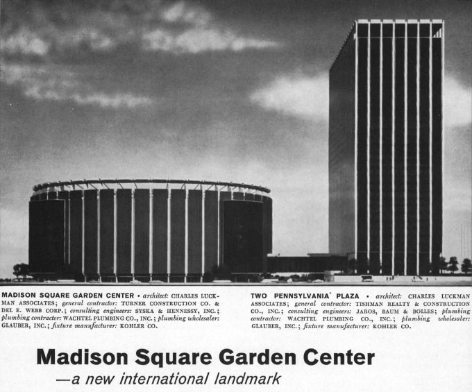 A history of new york city in 100 buildings nos 51 100 - Where to eat near madison square garden ...