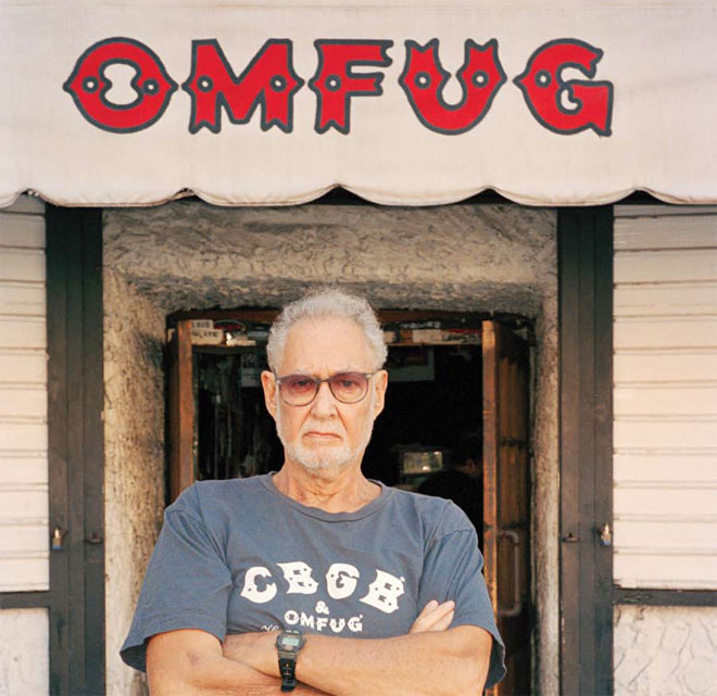 Cbgb Amp Omfug Punk Music History On The Bowery The
