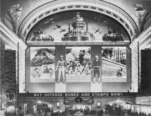Mural grande war bonds in grand central terminal the - Grand calendrier mural ...