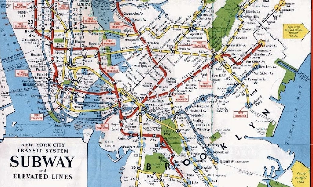 New Second Ave Subway Map.Modern History Of The New York City Subway Expansion From The 1 2 3