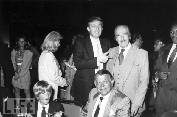 Trump Village, Fred Trump's largest apartment co-op when it opened ...