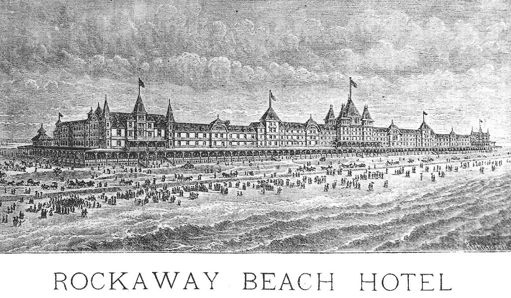 Rockaway Beach Hotel - Jacob Riis Beach Archives - The Bowery Boys: New York City History