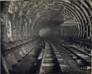 Holland Tunnel Still Drying Out Turns 85 Years Old Today