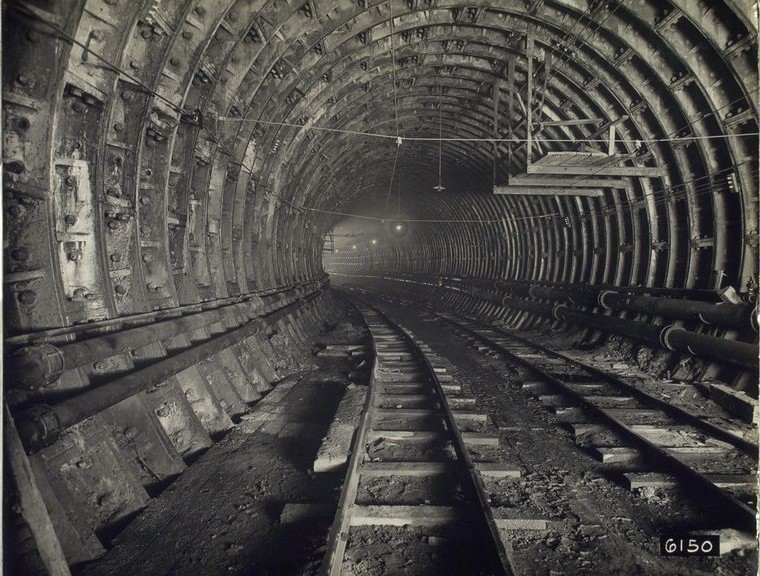 Lincoln Tunnel Archives The Bowery Boys New York City