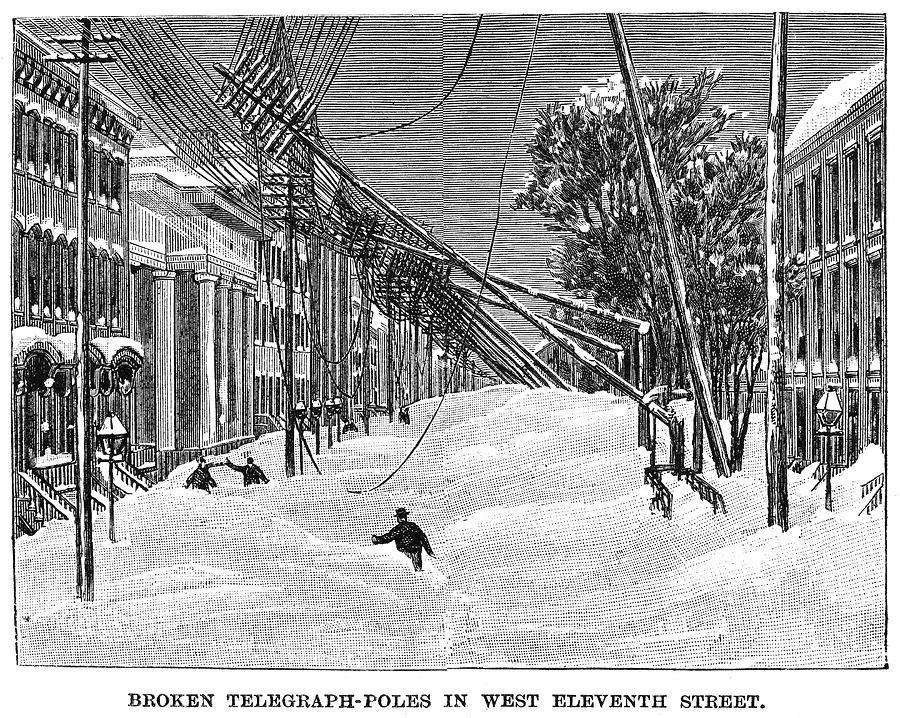 Weather Archives The Bowery Boys New York City History