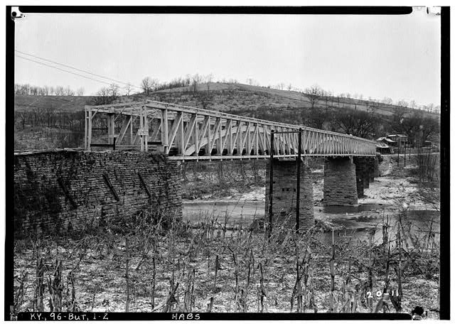 Aaron Burrs Cousin Built The First Bridge Over The Hudson River