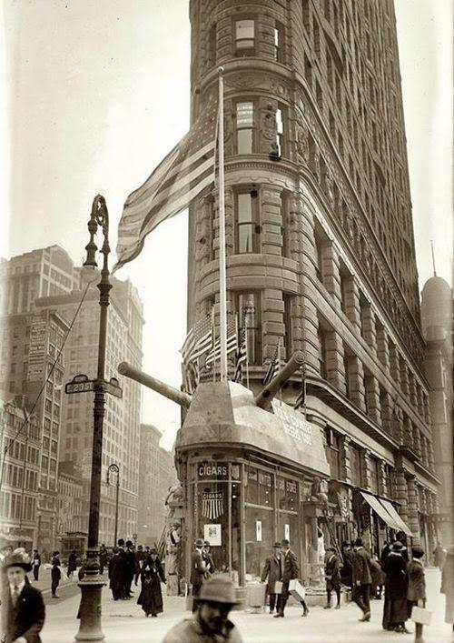 Flatiron Building Archives The Bowery Boys New York