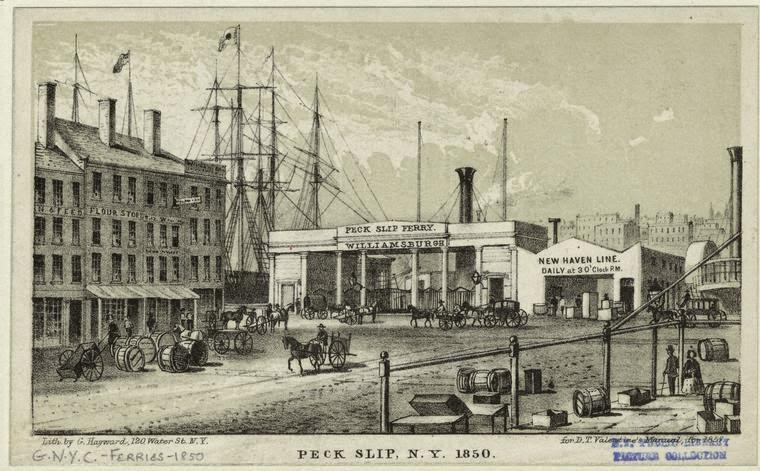Brooklyn Bridge Archives