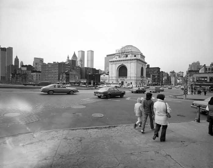 Twin City Motors >> The grand opening of the World Trade Center on April 4, 1973; Richard Nixon, labor strikes and ...
