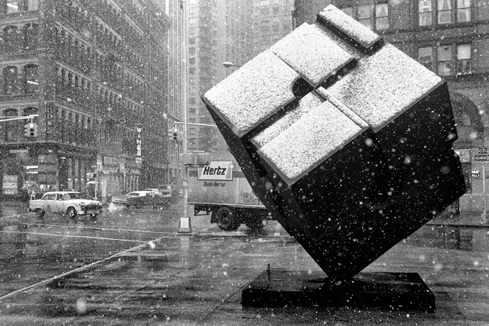 The Astor Place Cube Is Going Away But Really Don T