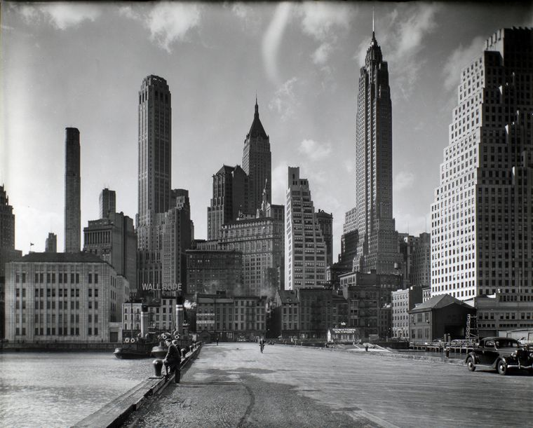 25 Great Books About New York City Architecture The Bowery Boys