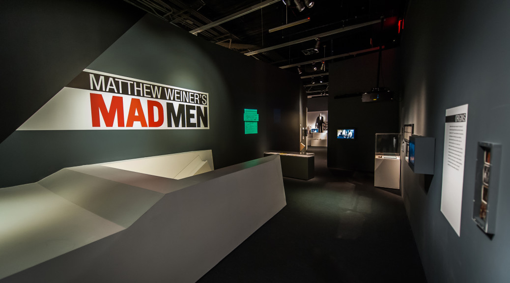 This Is The End Mad Men At The Museum Of The Moving