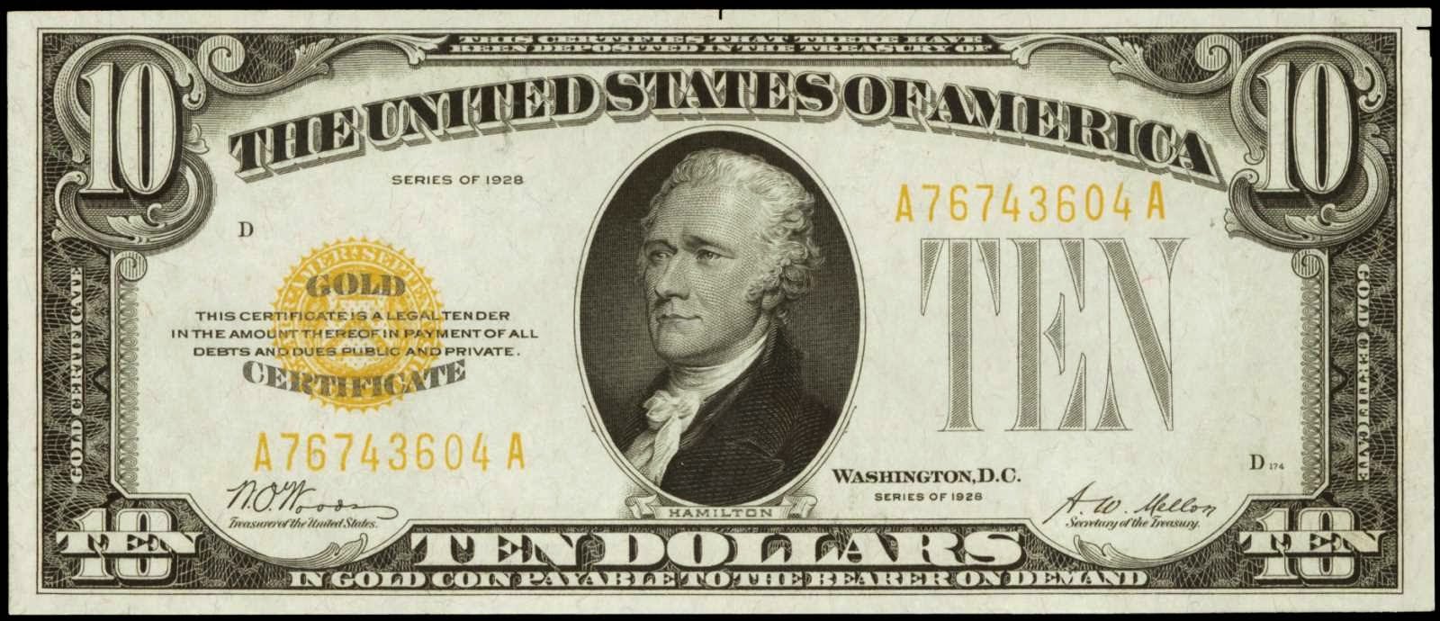 Ten Facts About Alexander Hamilton On The 10 Bill The