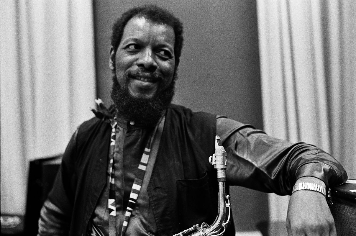 Ornette Coleman, picture courtesy Legacy Recordings
