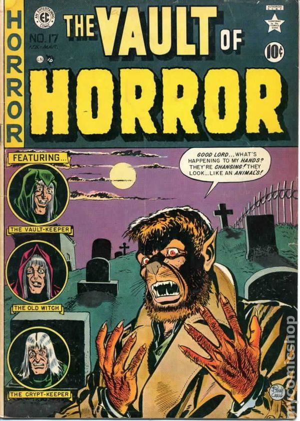 Courtesy EC Comics