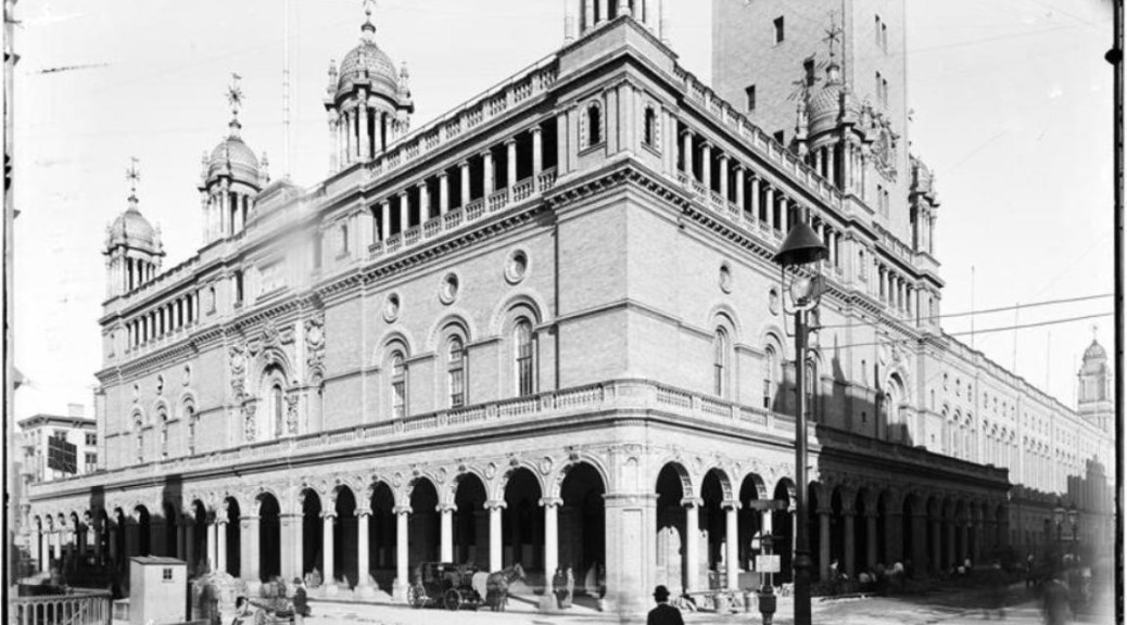 Madison square garden archives the bowery boys new york - How old is madison square garden ...