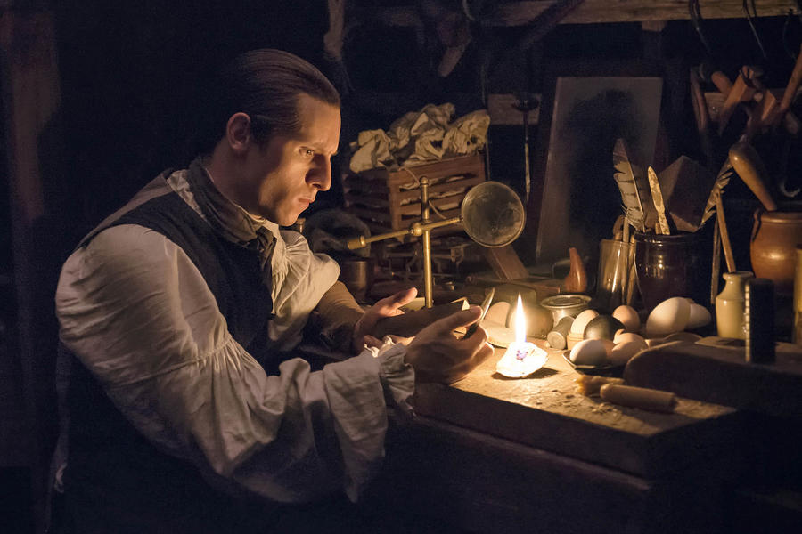 Jamie Bell as Abe Woodhull - TURN: Washington's Spies _ Season 2, Episode 4 - Photo Credit: Antony Platt/AMC