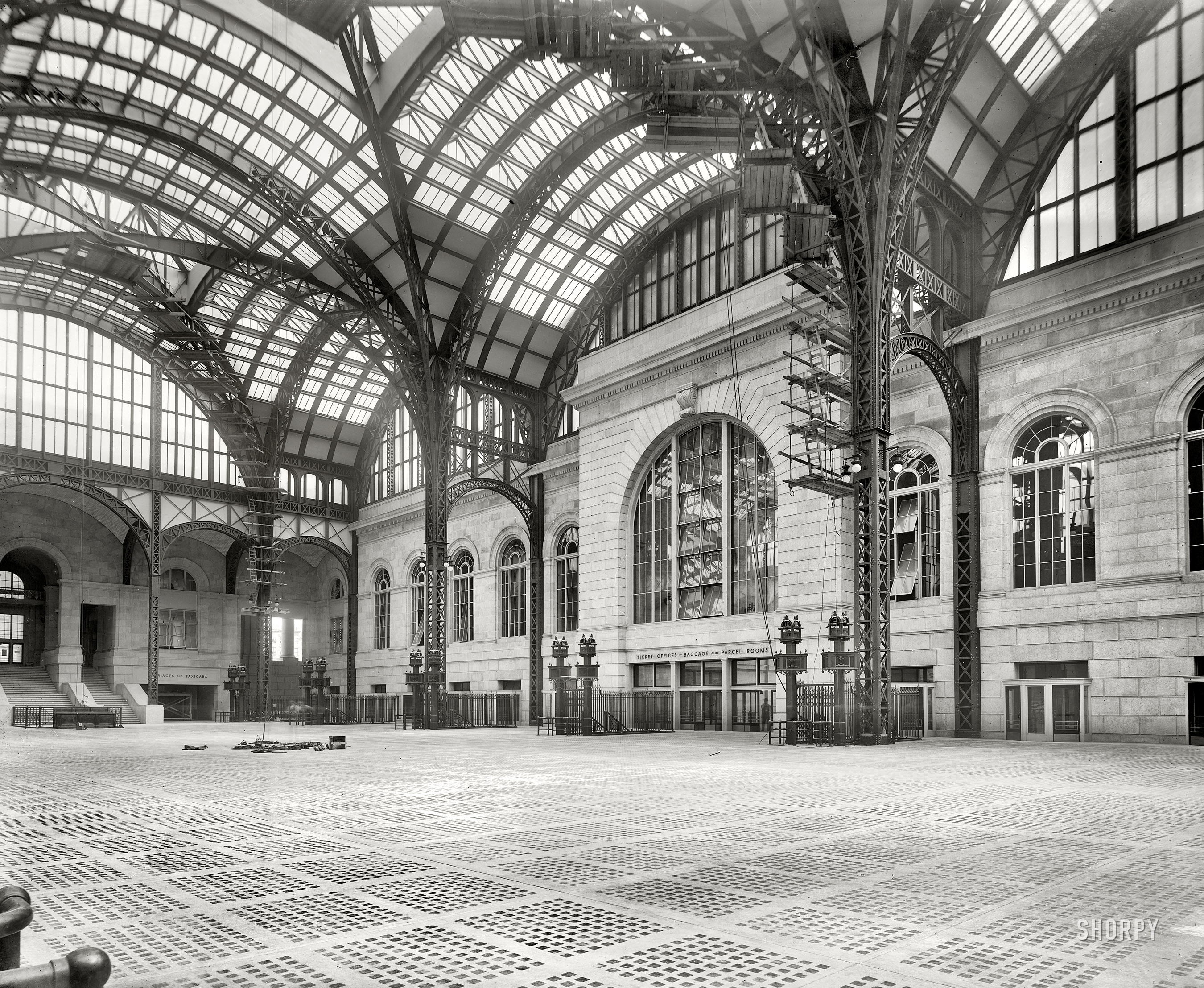 Penn Station Archives The Bowery Boys New York City History