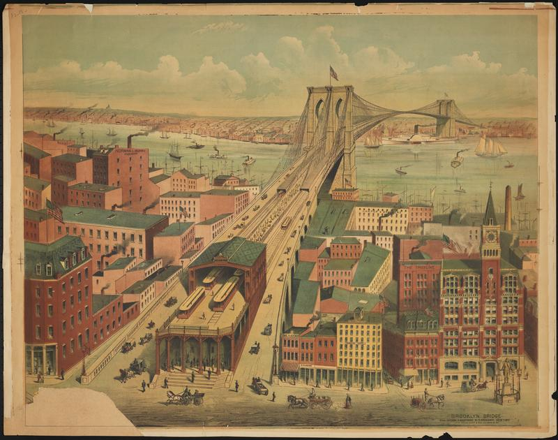 Art by Charles Hart. Courtesy Museum City of New York