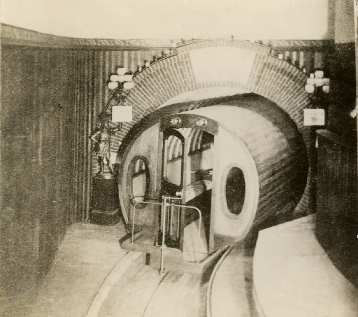 The First Subway: Alfred Ely Beach's Marvelous Pneumatic