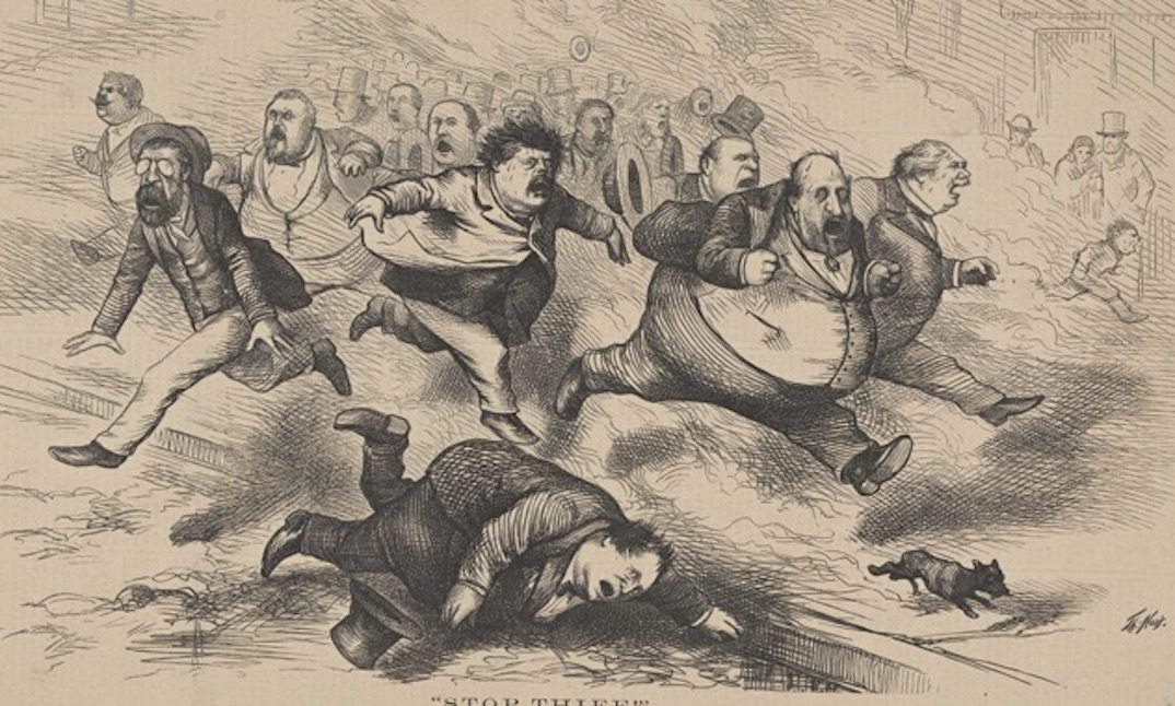 Graft And Greed Boss Tweed And The Glory Days Of Tammany
