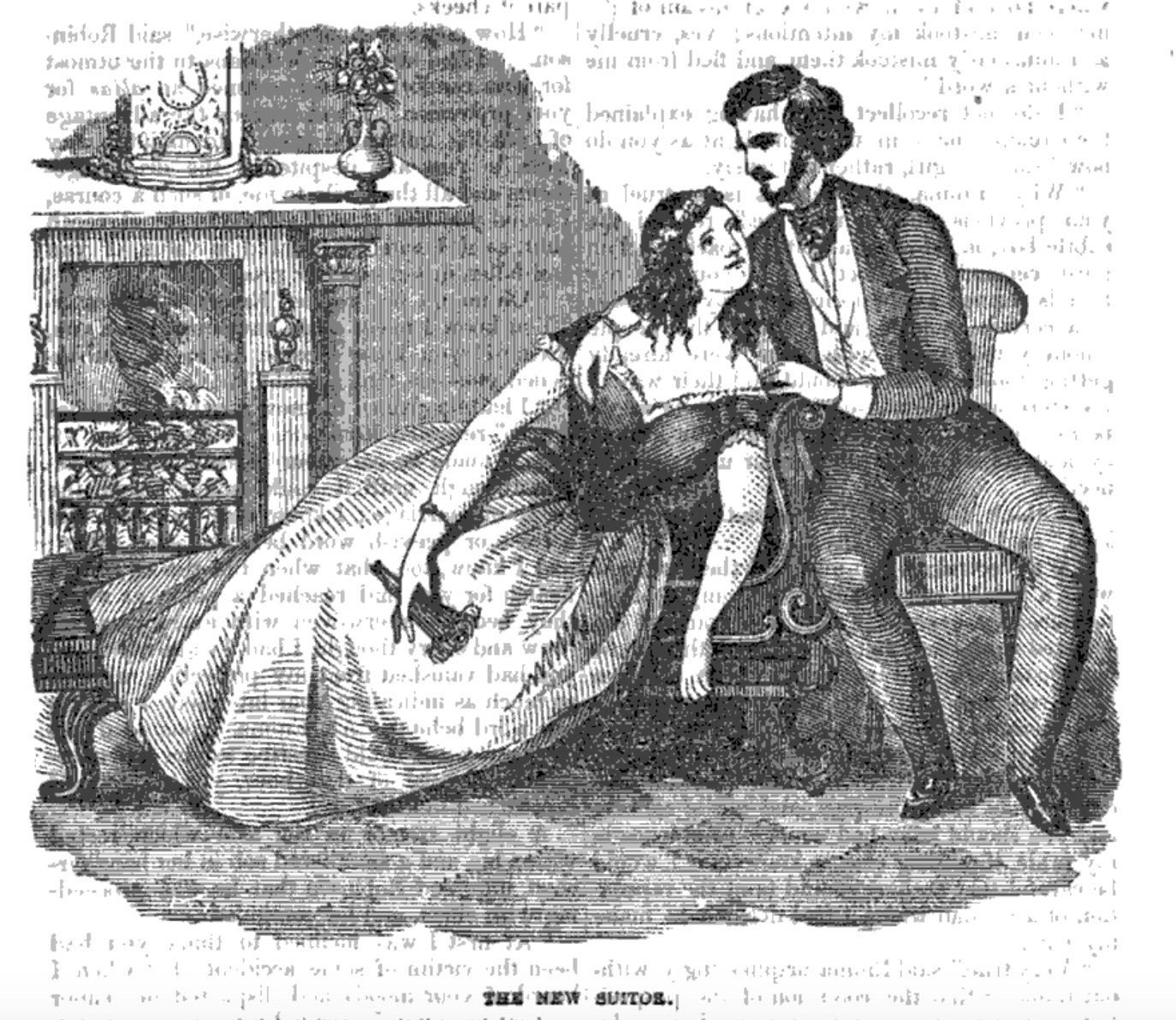 the murder of helen jewett Sex, murder, and a media  helen jewett was discovered dead in an upstairs bedroom of the brothel where she worked  what helen really looked like.