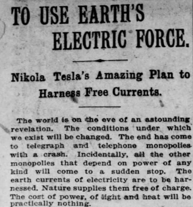 Nikola Tesla essay - Expert Essay Writers