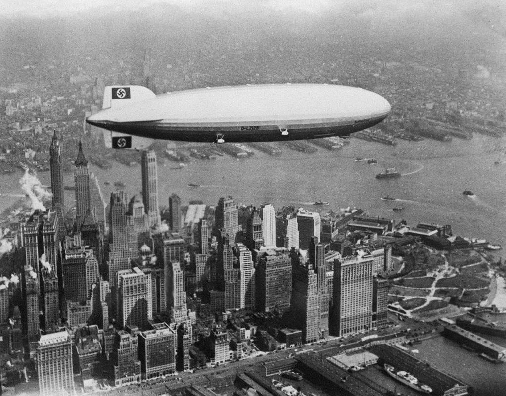 Zeppelin new york