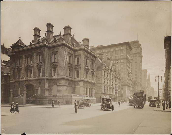 Fifth avenue archives the bowery boys new york city history for 57th street salon