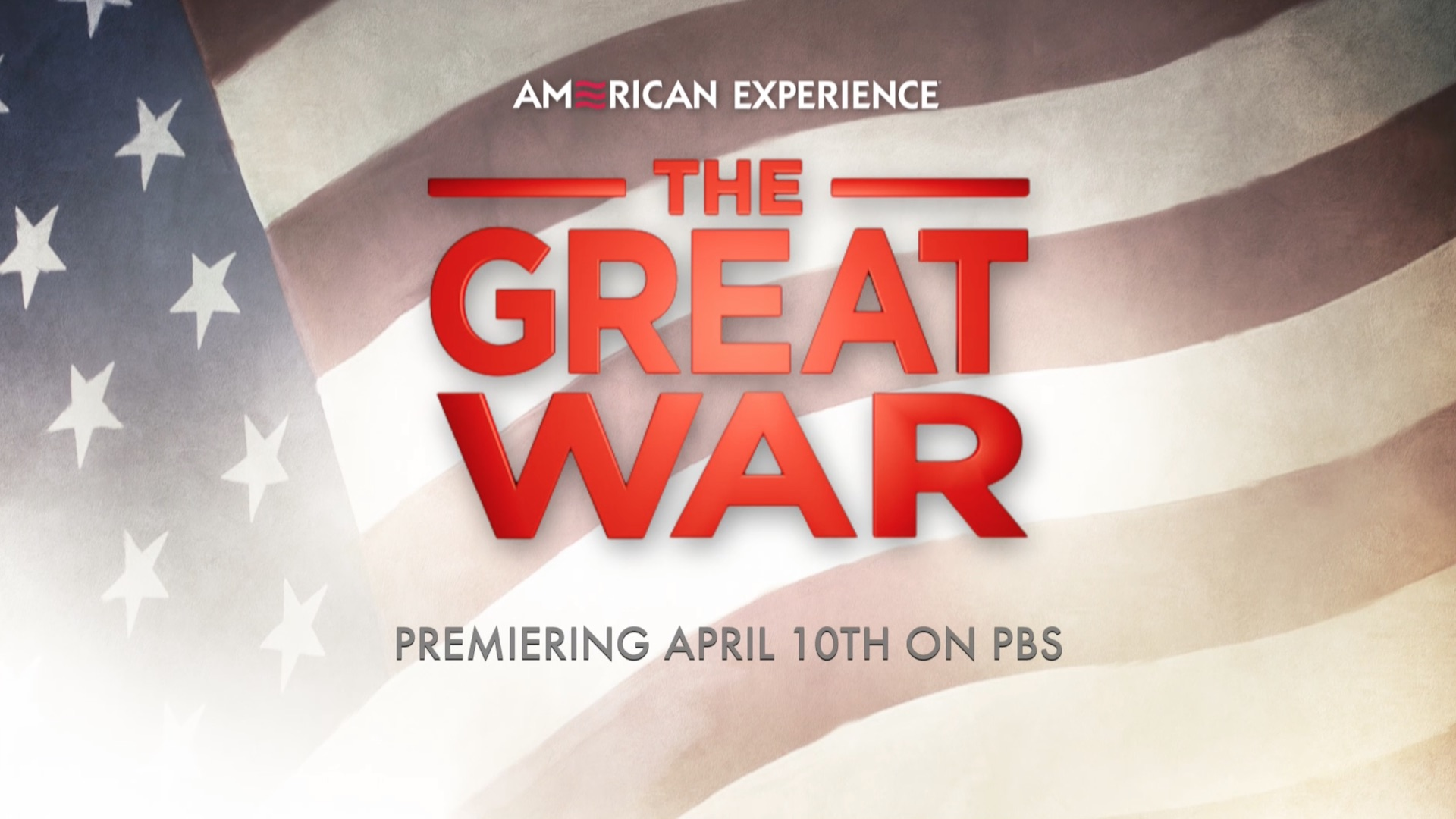 PBS marks this important moment in history with an intense three-part mini-series The Great War, looking at this country's involvement in the European ...
