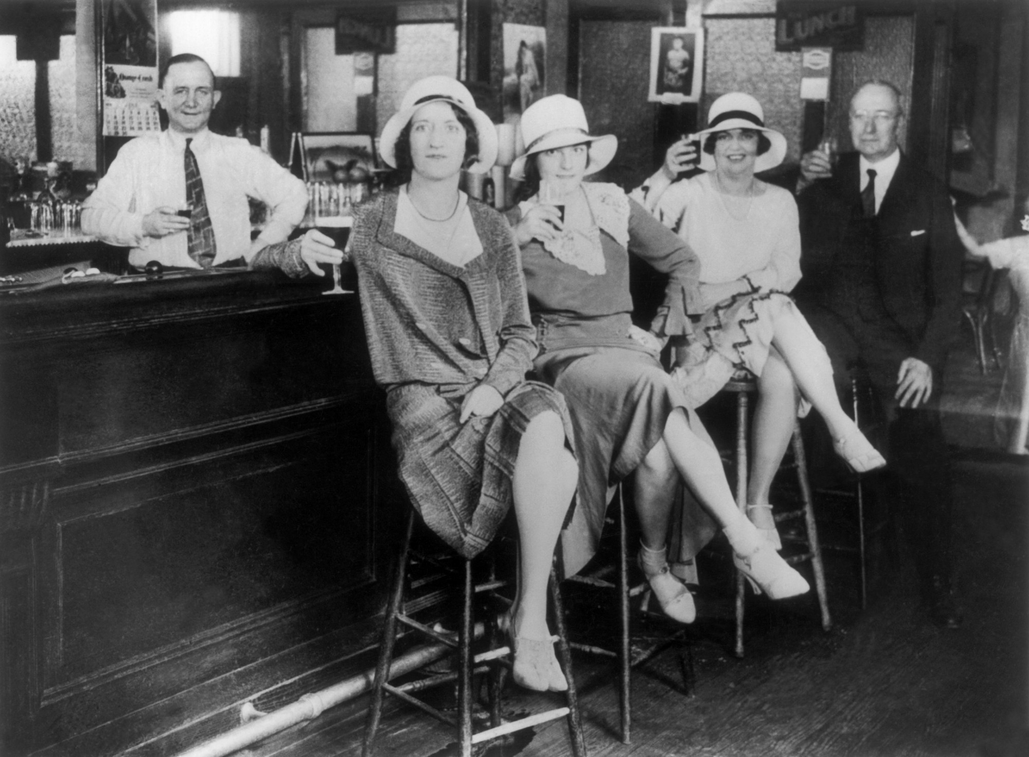 he and a jazz age clerk A summary of the roaring twenties and the jazz age: 1920–1929 in history sparknotes's the great depression (1920–1940) learn exactly what happened in this.