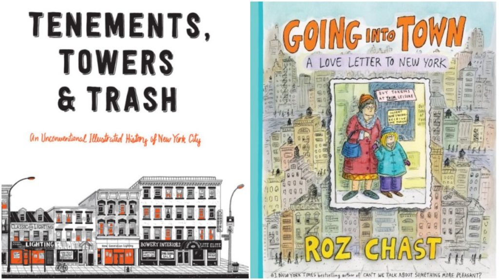 ... New York City history books of 2017. Most of these books are taken from past blog write-ups so click on the links below to get our full reviews.