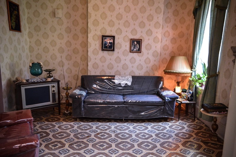 Tales From A Tenement Three Families On The Lower East Side