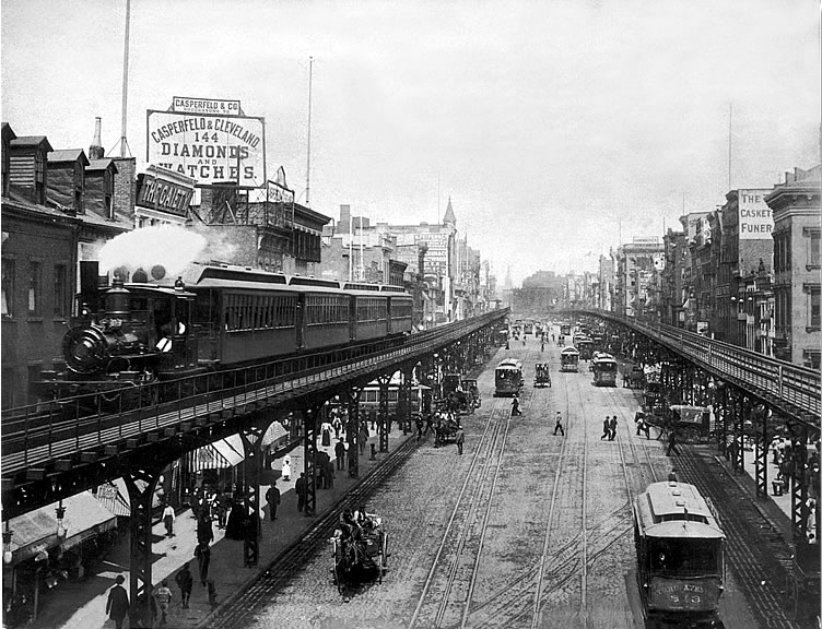 What Did New York City Really Look Like In 1896 Enter The