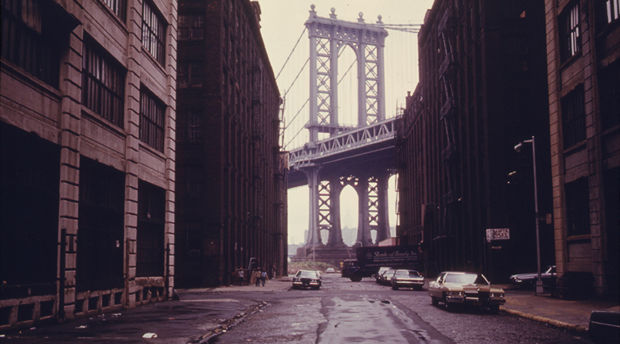 front street new york brooklyn dumbo