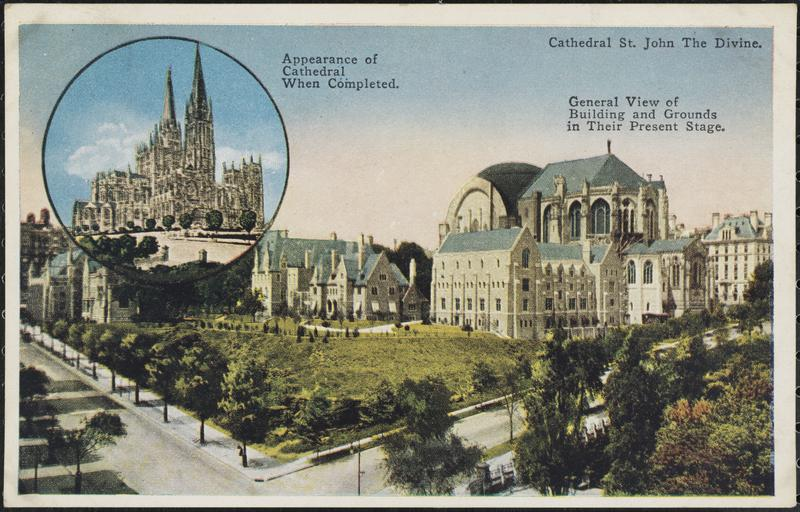 The Secrets Of The Cathedral Of St John The Divine The
