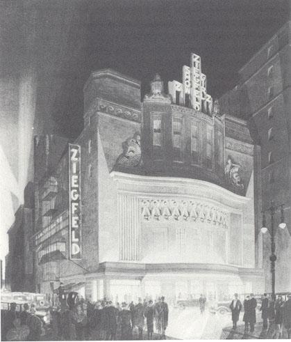 Podcast Ziegfeld The Bowery Boys New York City History