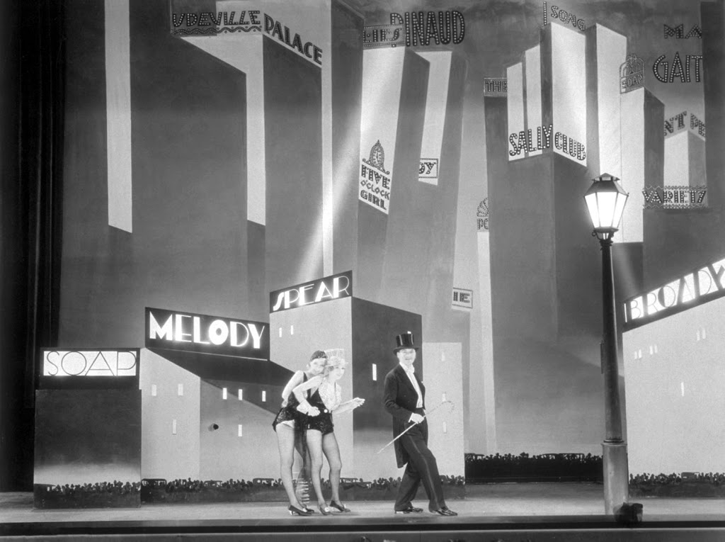 The Broadway Melody New York S First Oscar Victory And An Ironic Success For Astor Theatre In Times Square